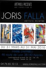 Culture > Exposotion Joris Falla