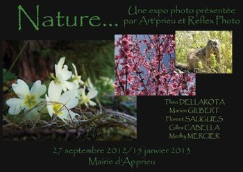 Expo photo Nature
